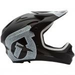 661 comp shifted helmet, matte black