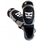 Kali Aazis Soft Knee-Shin Guard - Black