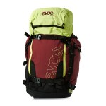 EVOC ZIP ON ABS PATROL TEAM - Lime Ruby Black